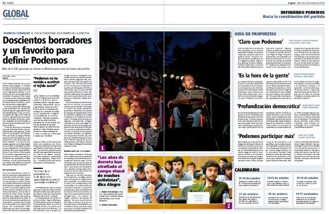 Diagonal 231 - Asamblea Podemos
